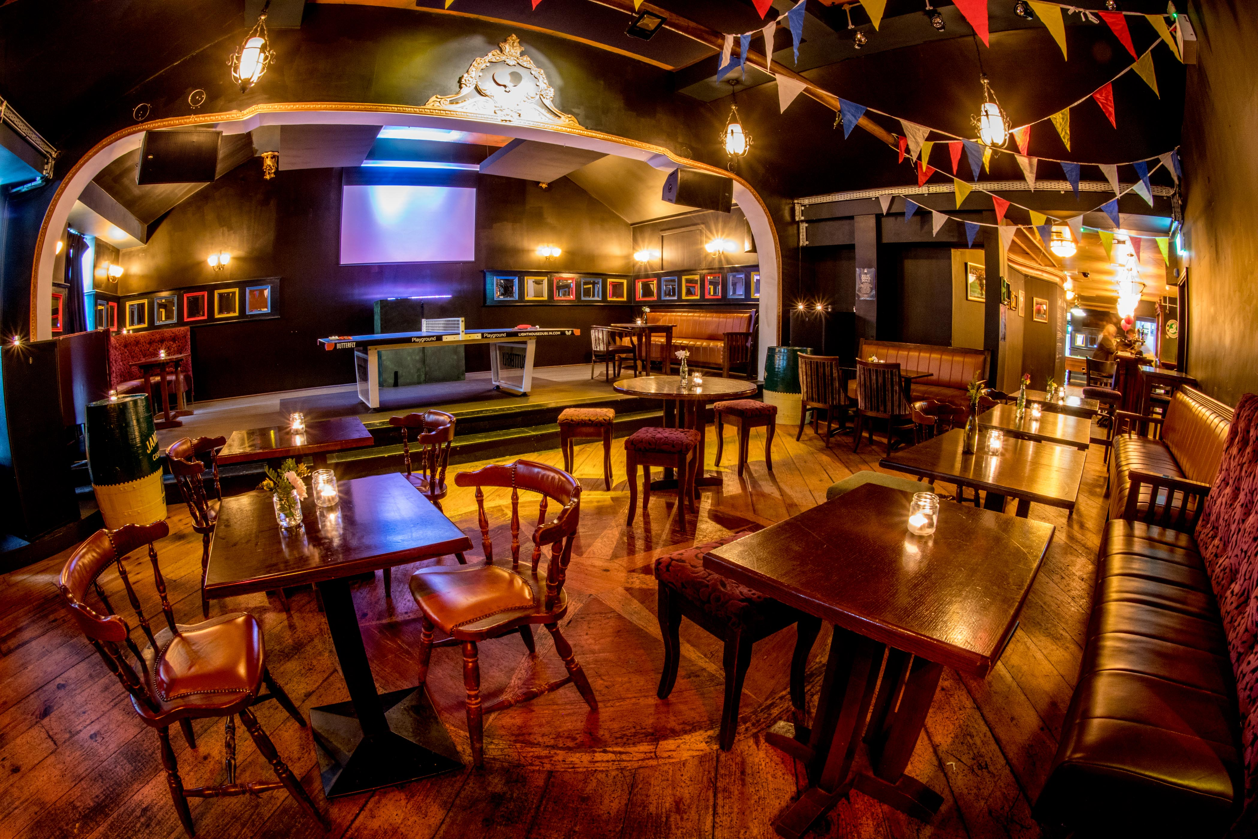 Function room private room dun laoghaire gigs events